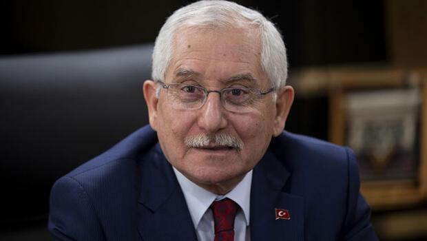 Son dakika haberler: YSK Başkanı Güven: Oy zarfının kaldırılması gerekir