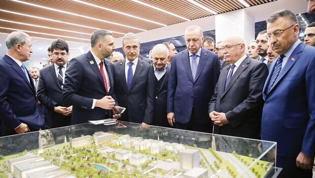 Erdoğan'dan iş dünyasına Yatırımda...