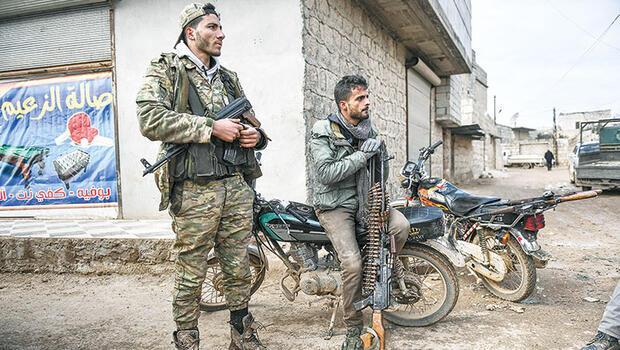 İdlib'de rejime kararlı direniş