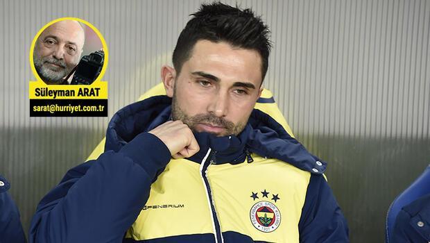 Fenerbahçe'de Hasan Ali Kaldırım'dan...