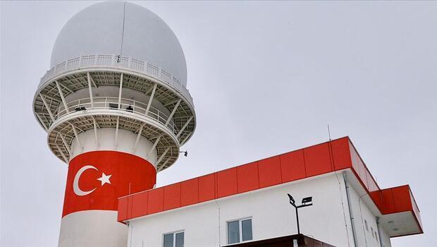 Milli Gözetim Radarı Gaziantep...