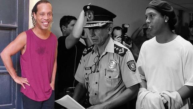 Hapisteki Ronaldinho'dan haber var! Corona'da ilk aradığı kişi...