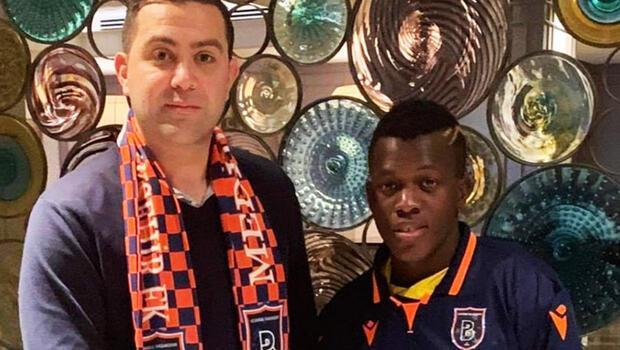 Son dakika: Başakşehir'den sürpriz transfer! Sekou Tidjany Bangoura imzayı attı...