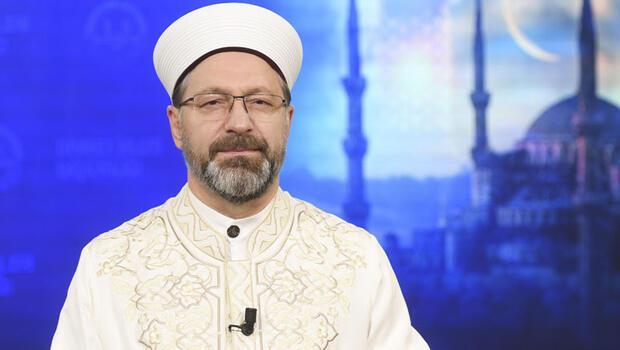 Diyanet İşleri Başkanı merak edilen soruya yanıt verdi! Ramazan'da camiler açık olacak mı?