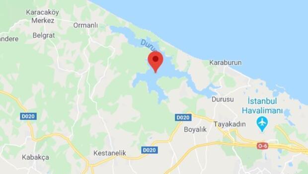 Terkos (Duru) Gölü nerede ve hangi şehirde? Terkos Gölü oluşumu, özellikleri, derinliği, büyüklüğü ve efsanesi