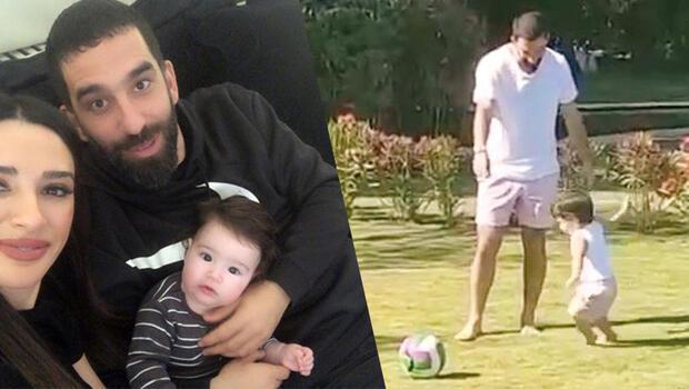 Geleceğin futbolcusu:  Hamza Arda thumbnail