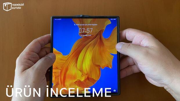 Huawei Mate XS incelemesi