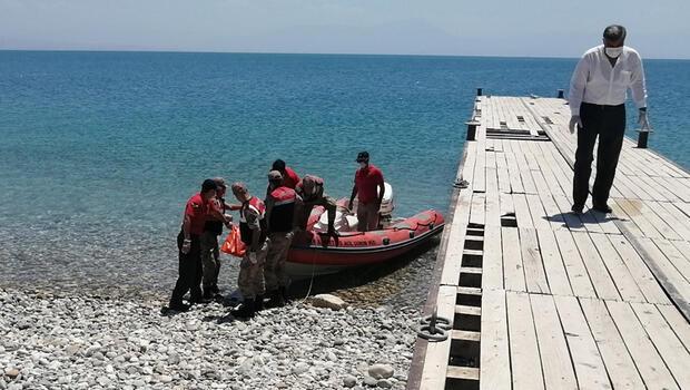 Van Gölü'ndeki faciadan acı haber: 61'e yükseldi