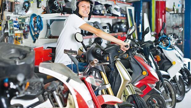 Pandemi motosikleti durduramadı