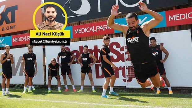 Galatasaray'da Arda Turan fırtınası!