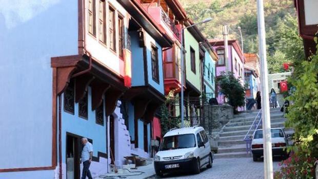 Afyonkarahisar'daki tarihi konaklar restore ediliyor