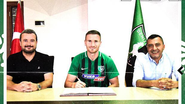 Denizlispor, Muris Mesanovic'le imzaladı