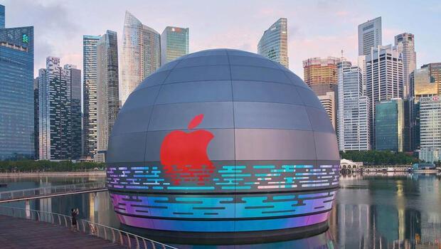 Apple suyun üzerinde mağaza açacak