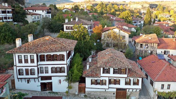 Safranbolu Kovid-19 gölgesinde nüfusunun 6 katı turist ağırladı