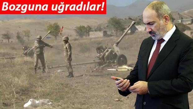 Son dakika haberleri: Azerbaycan ordusudan Ermenistan'a ağır darbe! Paşinyan savaş diyor bakanı pazarlık peşinde