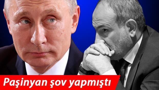 Son dakika haberleri: Azerbaycan ordusundan Ermenistan'a ağır darbe! Paşinyan savaş istedi, Kremlin'den şok cevap geldi