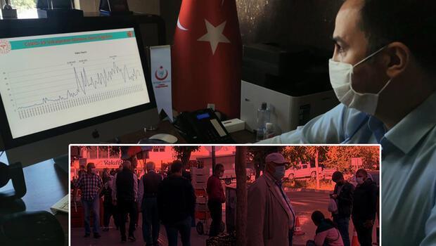 Son dakika haberler: Tunceli'de alınan tedbirlerle koronavirüs vaka sayısında yüzde 50 düşüş yaşandı
