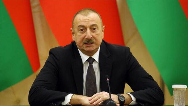 Son dakika: Aliyev'den flaş açıklamalar