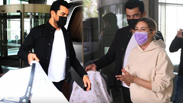 Son Dakika: Anne olan Sinem Kobal hastaneden çıktı!