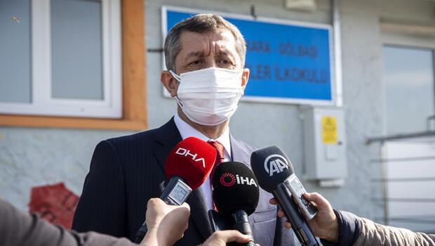 Son dakika haberler: Milli Eğitim Bakanı Selçuk'tan 'yüz yüze eğitim' açıklaması