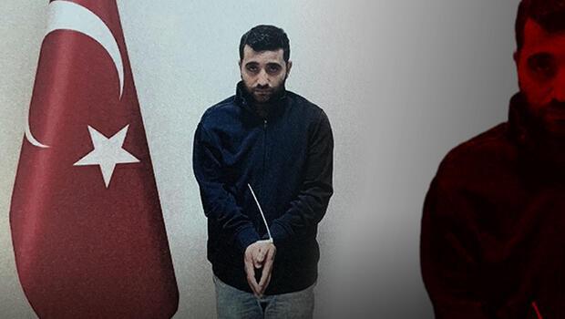Son dakika haberler: MİT'ten operasyon! Ferhat Tekiner Türkiye'ye getirildi
