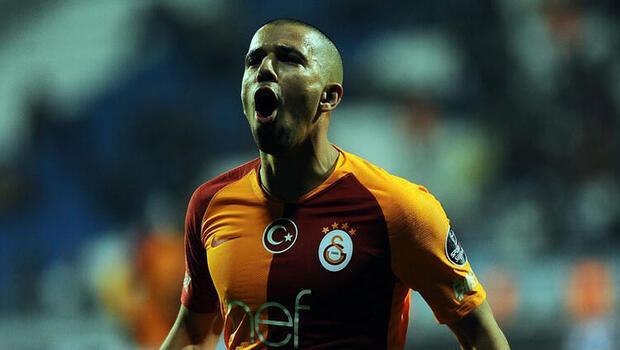 Son Dakika   Galatasaray'da Feghouli kadroya alınmadı! BB Erzurumspor maçı öncesi...