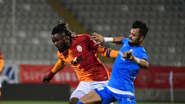 Son Dakika Haberi | Galatasaray'da Luyindama'dan flaş yorum: 'Daha iyi duruma geleceğim'