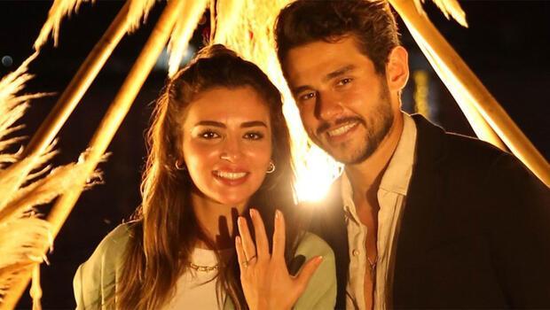 Cem Belevi ve oyuncu sevgilisi Zehra Yılmaz düğünü erteledi!