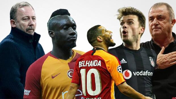 Galatasaray ve Beşiktaş'ta son dakika transfer sürprizi! Yılın takası...