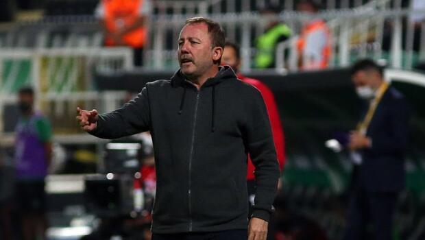 Son Dakika   Beşiktaş'ta Sergen Yalçın maç sonu açıkladı! '1 yıllık sözleşmem var...'