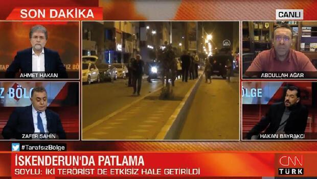 Son dakika haberi: Hatay'ın İskenderun ilçesindeki patlamaya ilişkin detaylar belli oldu