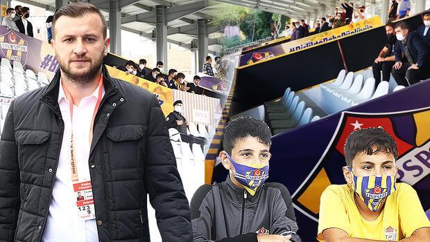 """Eyüpspor Asbaşkanı Fatih Kulaksız: """"TFF'den izinleri alıp 8 loca yaptık"""""""