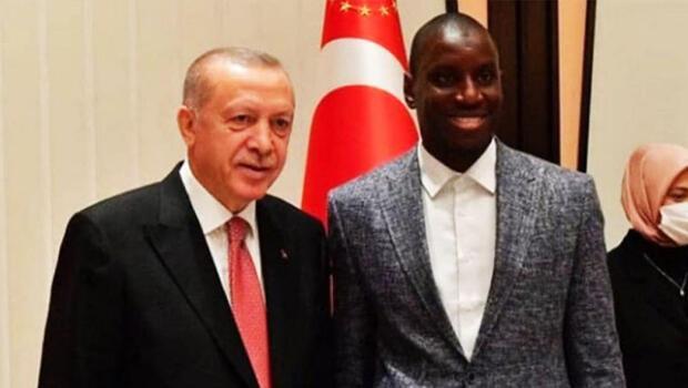 Son Dakika   Demba Ba'dan Fransız basınına Erdoğan cevabı!