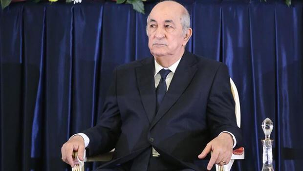 Son dakika haberler: Koronavirüs tedavisi gören Cezayir Cumhurbaşkanı Tebbun, Almanya'ya nakledildi