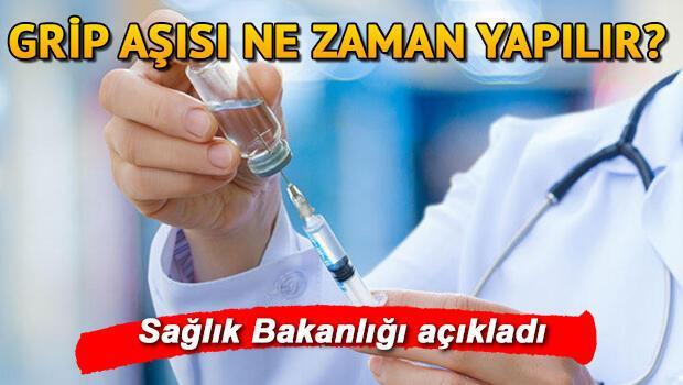 e-Nabız grip aşısı sorgulama: Grip aşısı kimlere yapılmalı? Bakan Koca'dan grip aşısı açıklaması