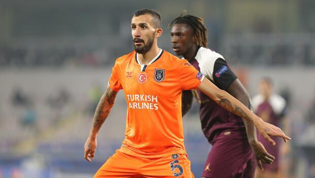 Son Dakika | Başakşehir'de Mehmet Topal'dan PSG maçı yorumu: 'Maçın hakkı bu değildi'