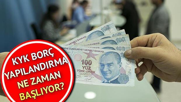 KYK borç yapılandırma başvurusu nasıl ve ne zaman yapılır? KYK yapılandırma Meclis'te kabul edildi: İlk ödeme o tarihte!