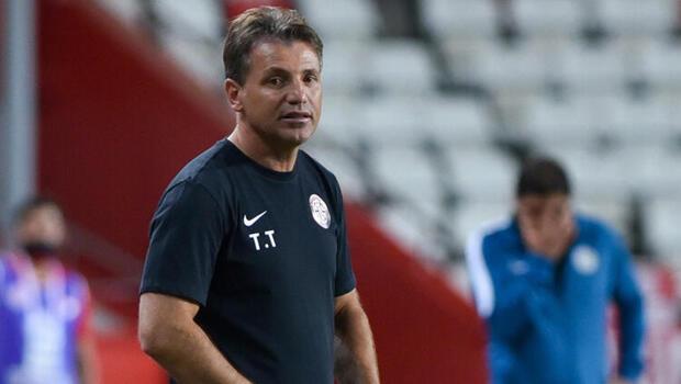 Son Dakika Haberi | Antalyaspor'da Tamer Tuna ile yollar ayrıldı!