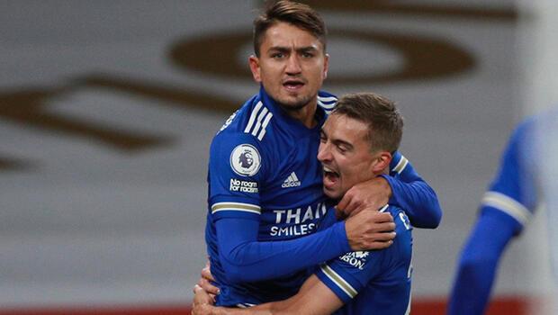 Canlı | AEK Atina-Leicester City(Cengiz Ünder ilk 11'de)