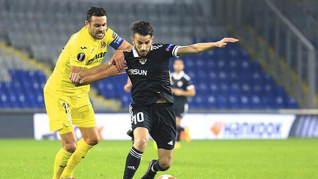 Karabağ 1-3 Villarreal