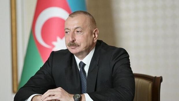 Son dakika haberler: Aliyev'den flaş F-16 açıklaması!