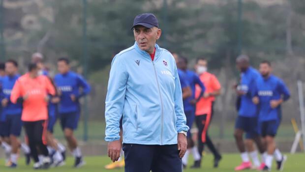 Son Dakika Haberi | Trabzonspor'da takımın başında İhsan Gündüz Derelioğlu yer aldı
