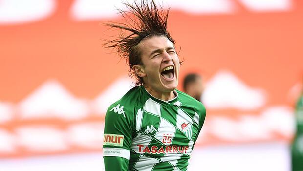 Bursaspor 4-2 Beypiliç Boluspor (Maçın özeti)