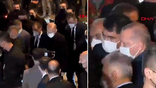İzmir'de son dakika gelişmesi! Cumhurbaşkanı Erdoğan'dan deprem bölgesinde! İncelemelerde bulundu