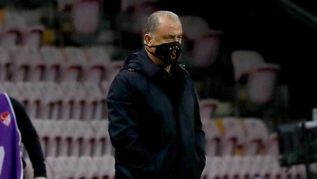 Son Dakika Haberi | Galatasaray'da Fatih Terim'den itiraf: 'Daha iyi oynamalıydık'