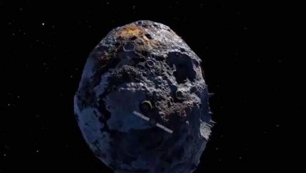 NASA çalışma yaptı! Değeri 10 bin katrilyon dolar