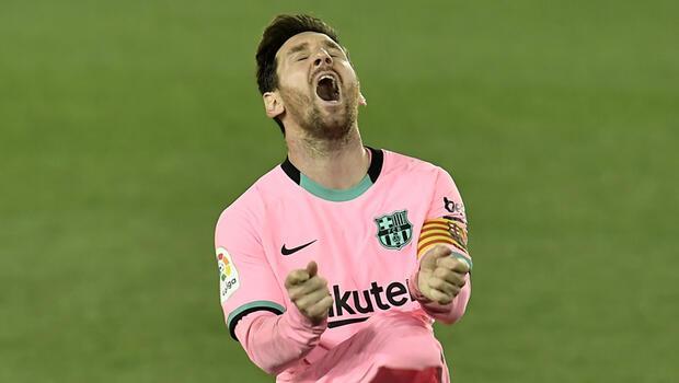 Son Dakika Haberi   Barcelona galibiyete hasret kaldı