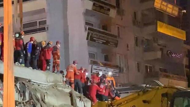 Son dakika haberi: Depremin 33'üncü saatinde mucize!