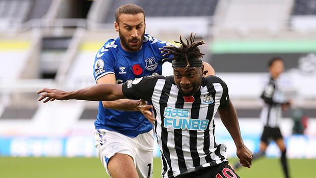 Son Dakika Haberi   Everton, Cenk Tosun'un forma giydiği maçta deplasmanda kaybetti