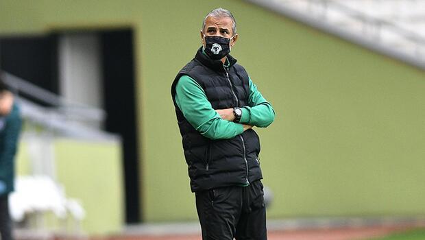Konyaspor teknik Direktörü İsmail Kartal: 'Çok fazla şanssızlığımız oldu'